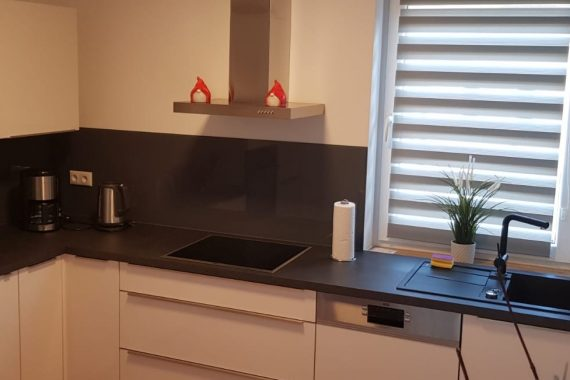 Küchenrückwand Lichtgrau