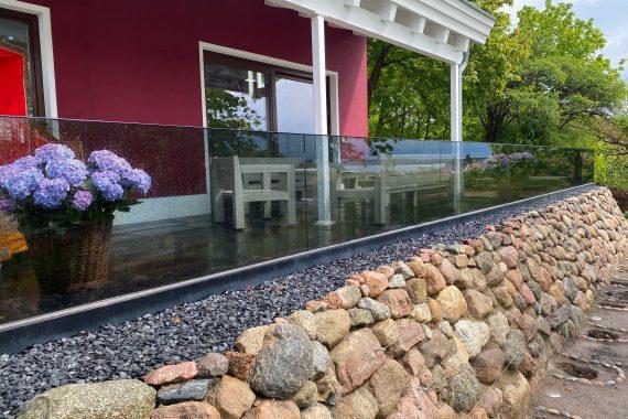Terrassenverglasung III