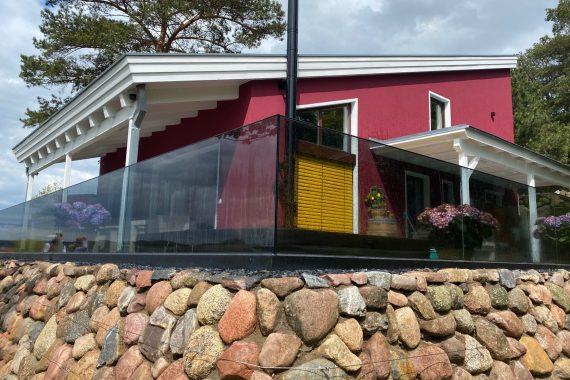 Terrassenverglasung IIII